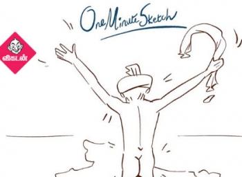 அடிச்சுப்பிடுங்க எதுவும் இல்லை! #OneMinuteSketch