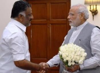 'ஆபரேஷன் தமிழ்நாடு' பி.ஜே.பி-யின் திட்டம்... ஓ.பன்னீர்செல்வம் சம்மதம்!