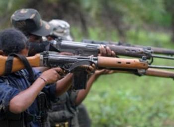 மாவோயிஸ்ட்டுகள் தாக்குதலில் 11 மத்திய ரிசர்வ் படை வீரர்கள் பலி!