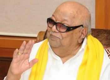 7 மாநில முதல்வர்களுக்கு அழைப்பு! பிரமாண்ட ஏற்பாட்டில் கருணாநிதி வைர விழா