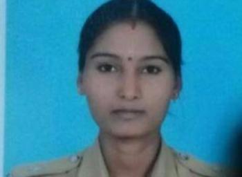 பெண் போலீஸ் பரிதாப சாவு: கொதிப்பில் போலீசார்!