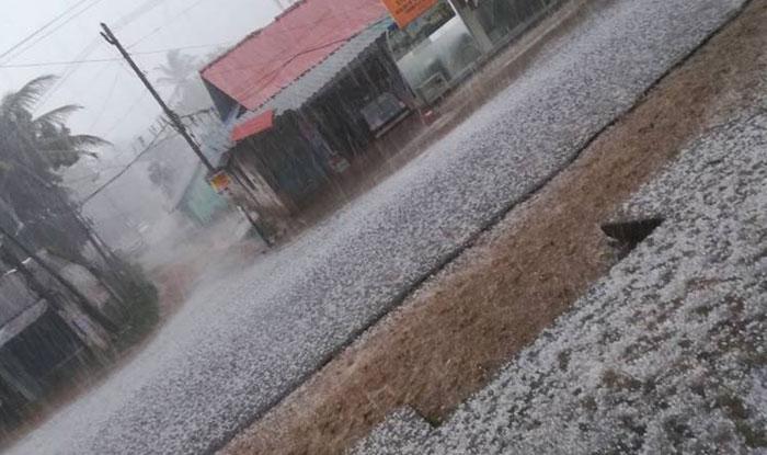 vayanad hailstrom