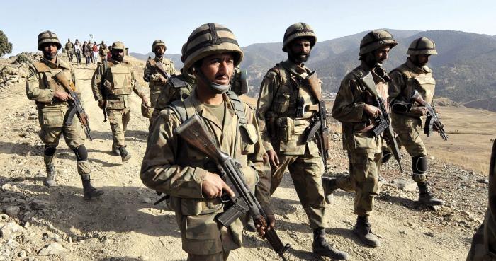 இந்திய வீரர்கள் மீது பாகிஸ்தான் தாக்குதல்!