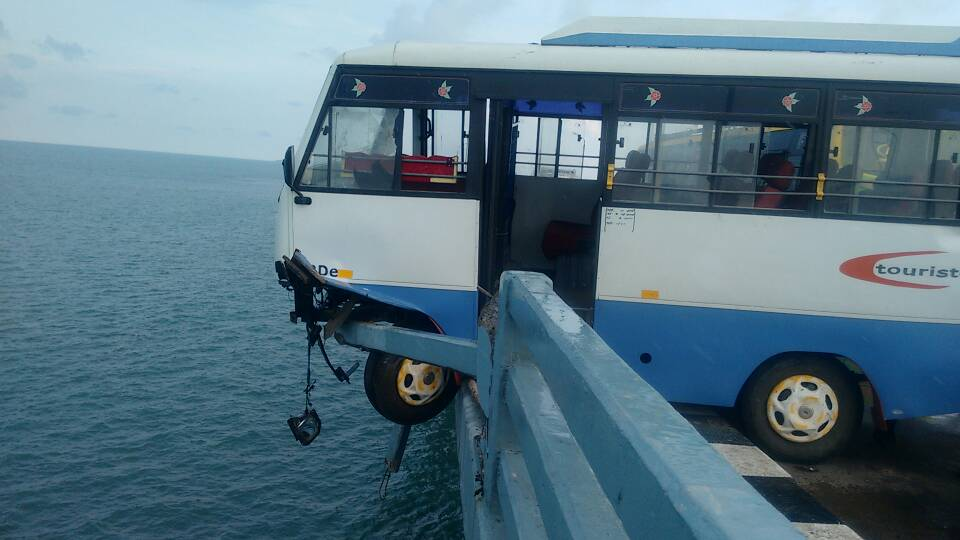 Pamban accident