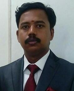 Dr. R Balamurugan, an Ayurvedic Practitioner