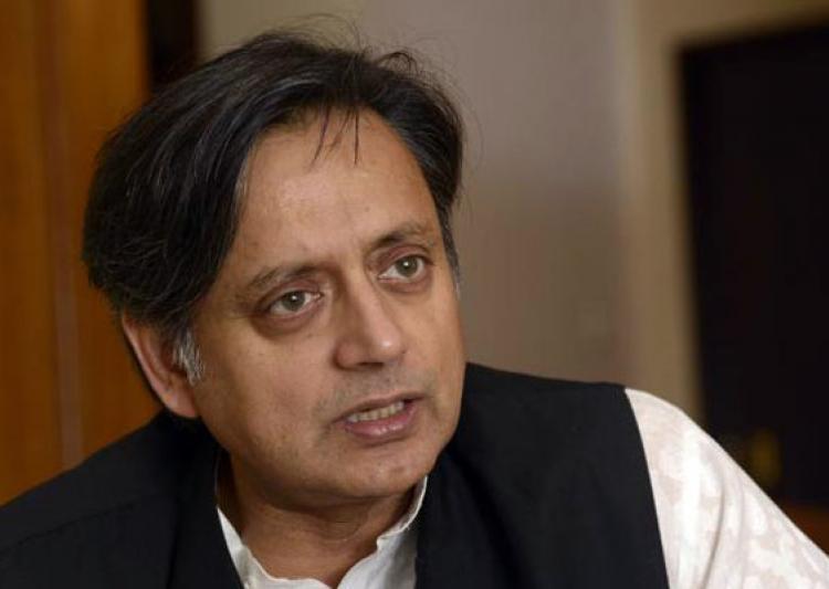 Sasi Tharoor