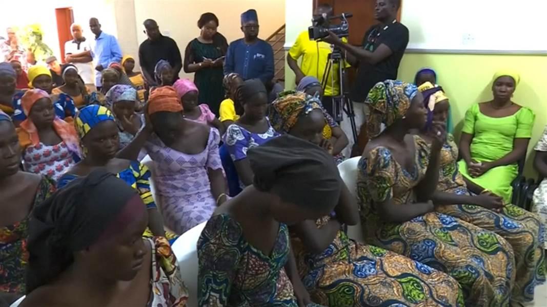 Bokao haram released women