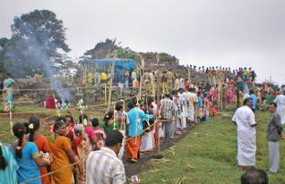 கண்ணகி கோயில் திருவிழா