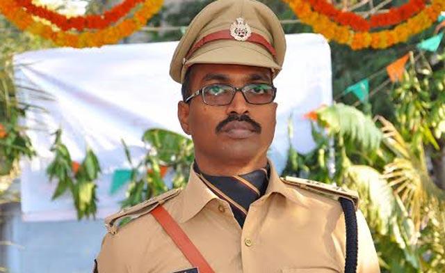 IPS Ake Ravi Krishna