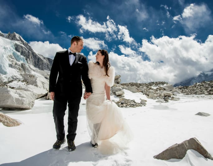 everest marriage