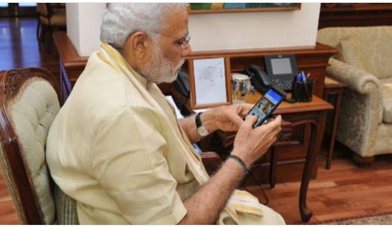 Modi tamil tweet