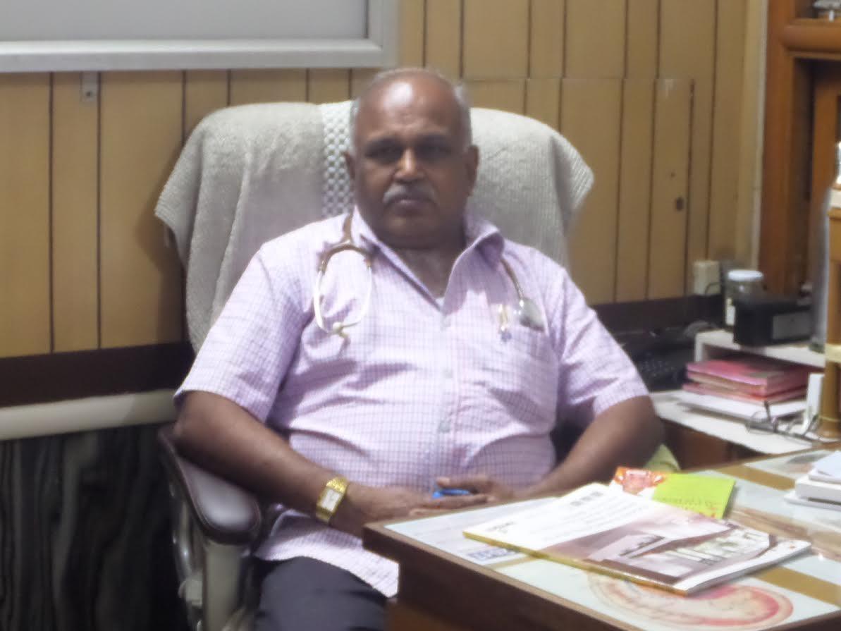 டாக்டர் சௌந்தரராஜ்