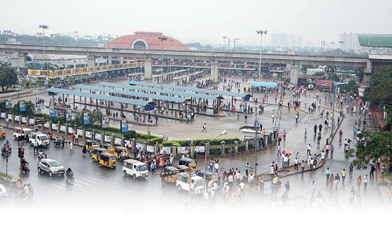 கோயம்பேடு - பஸ் ஸ்டாண்ட்