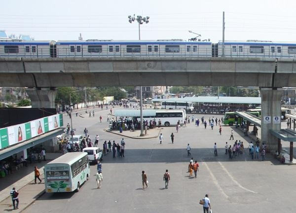 சென்னை - மினி பஸ்