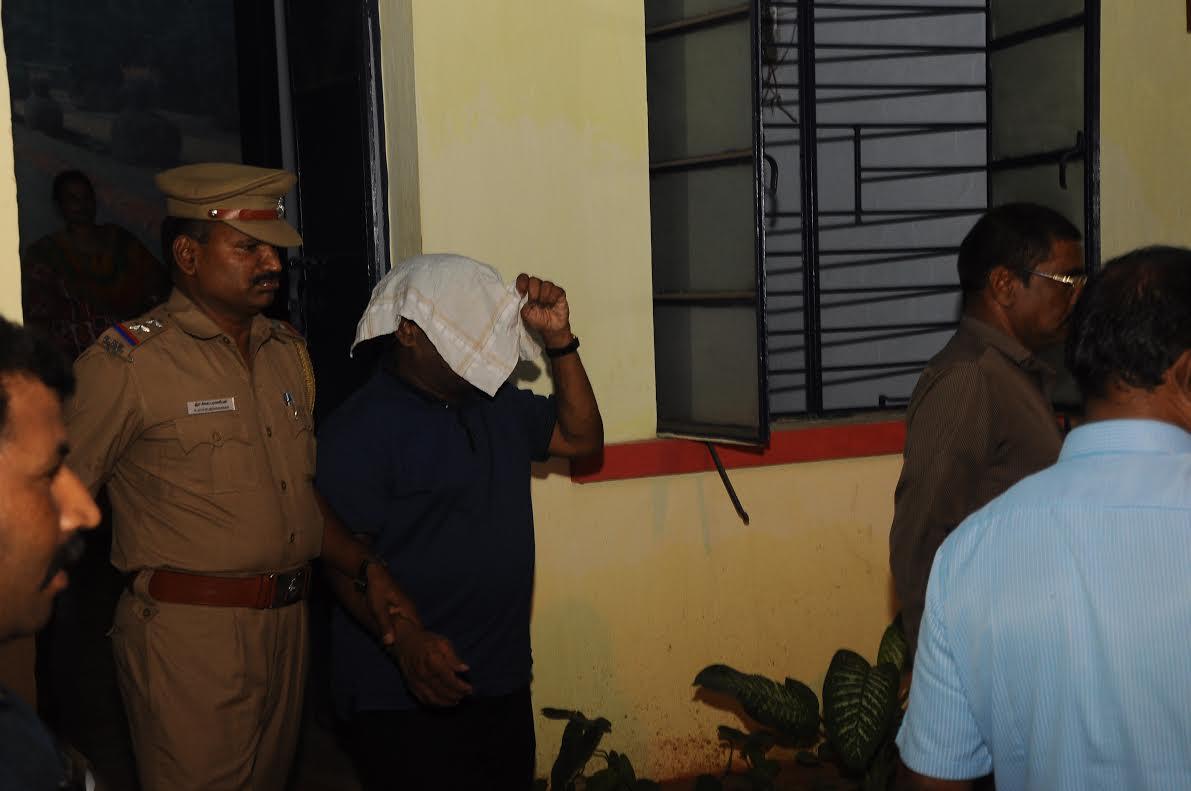 preacher arrested