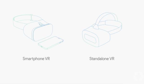 கூகுள் VR மற்றும் AR