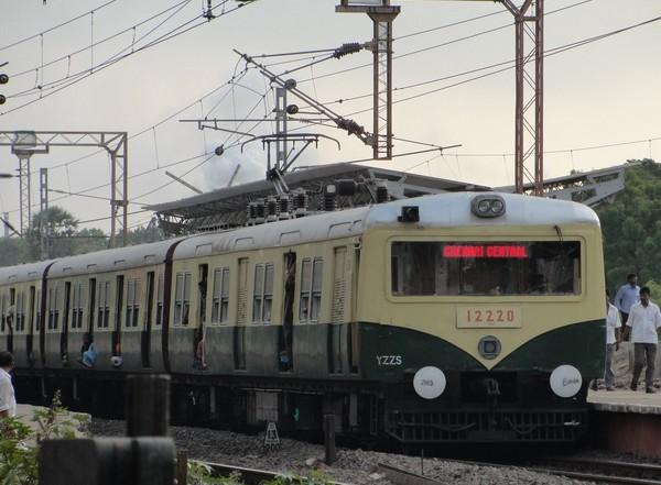 சென்னை- அரக்கோணம்