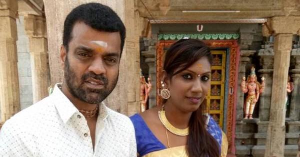 நடிகர் பாலாஜி