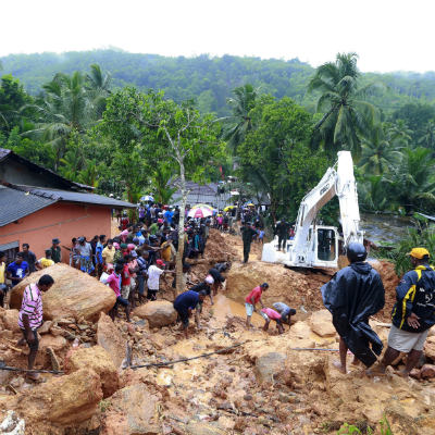 srilanka flood