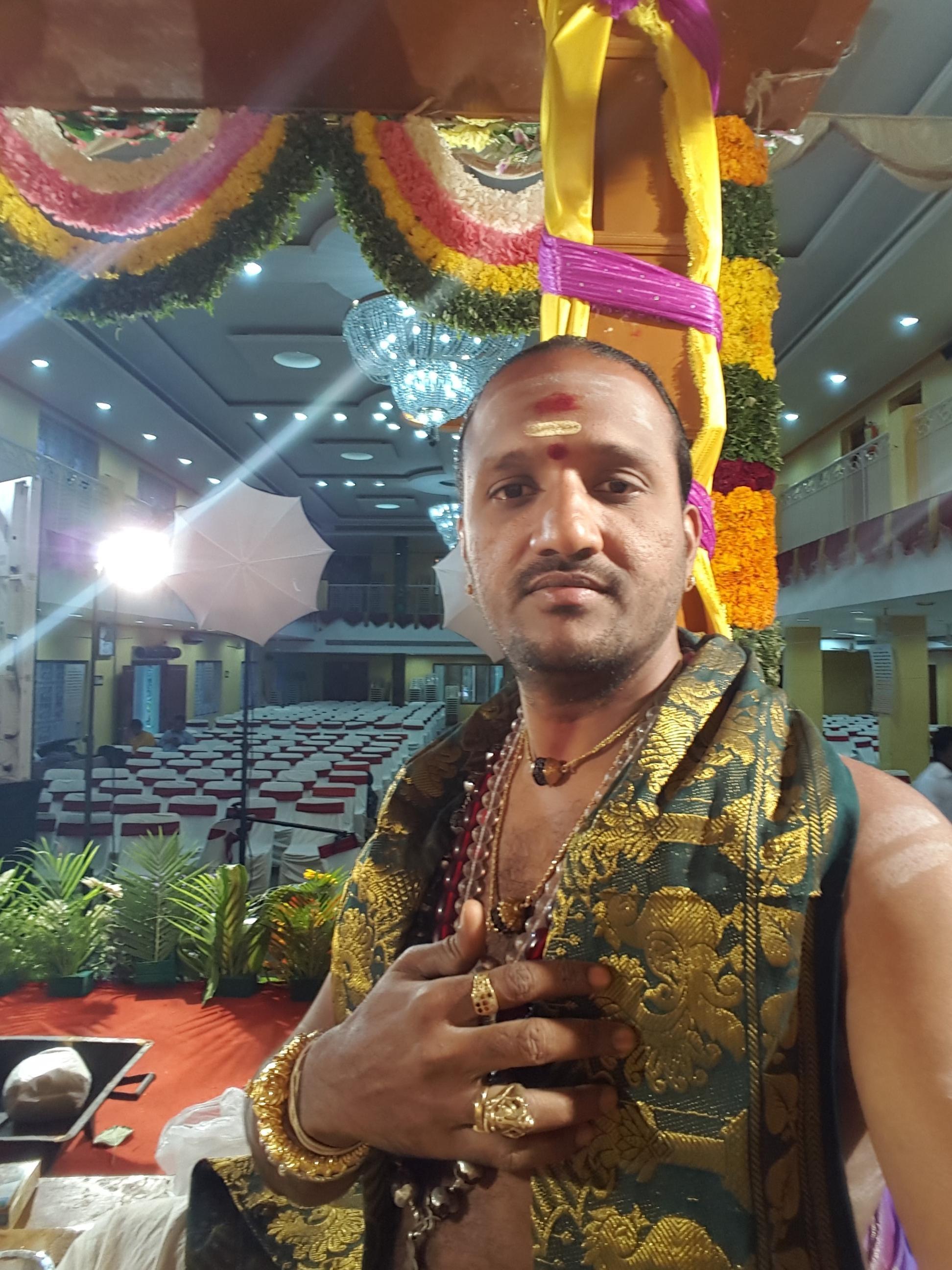 சுந்தரேஷ சர்மா