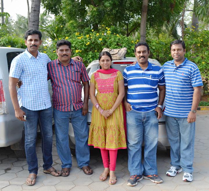 இன்ஸ்பெக்டர் சரவண பிரபு மற்றும் அவரது நண்பர்கள்