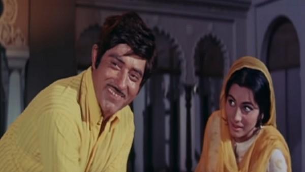 பாலிவுட் நடிகை கீதா கபூர்