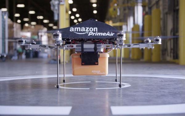 ட்ரோன் டெலிவரி (Drone Delivery)