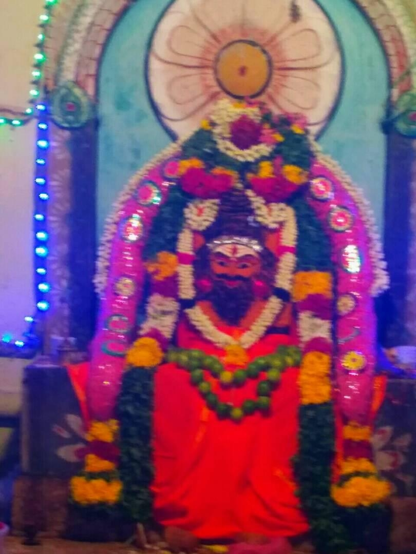 காவடித் திருவிழா நல்லாத்துரை முனீஸ்வரர்
