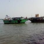 தமிழக மீனவர்கள் 5 பேர் கைது! இலங்கைக் கடற்படை மீண்டும் அட்டகாசம்