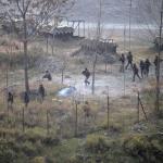 இந்திய - பாகிஸ்தான் எல்லையில் துப்பாக்கிச்சூடு: 2 ராணுவ வீரர்கள் பலி!