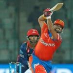 #IPL10 - குஜராத் சரவெடி... டெல்லிக்கு 209 ரன்கள் இலக்கு!