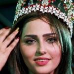போர் களத்தின் அழகி.. 'மிஸ் ஈராக்' ஷைமாவின் கனவுக்கும் இந்தியாவுக்கும் ஒரு தொடர்பு!