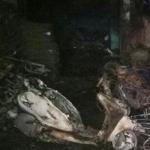 வடபழனி அடுக்குமாடிக் குடியிருப்பில் தீ விபத்து : 4 பேர் பரிதாப பலி