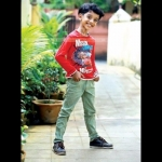 'மை நேம் ஈஸ் பாகுபலி!' - கேரளச் சிறுவனின் குஷி!