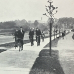 1930-களில் கட்டப்பட்ட சைக்கிள் பாதையை மீட்டெடுக்கும்  இங்கிலாந்துக்காரர்!