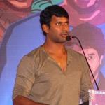 முதல்வர் எடப்பாடி பழனிசாமியை சந்தித்த விஷால்..!