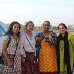 வந்தியத் தேவன் வழித்தடம் தேடி பயணம் செய்த நான்கு பெண்கள்!