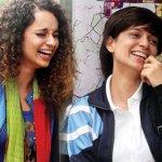 கங்கனா நடித்துள்ள 'சிம்ரன்' படத்தின் டீசர்..!