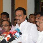 'வேலை நிறுத்தம் மிகப் பெரிய தோல்வி அடைந்துள்ளது!' - அமைச்சர் விஜயபாஸ்கர் கருத்து