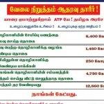 'நீ நேசிக்கும் கட்சி உன்னை ஏமாற்றுகிறது'  அண்ணா தொழிற்சங்க தொழிலாளர்களைக் குறிவைத்து பேனர்