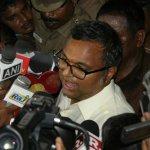 'எல்லாம் அரசியல்... சட்ட ரீதியில் சந்திப்பேன்..!' - கார்த்தி சிதம்பரம் சவால்