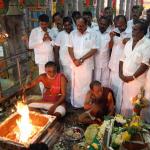 மழைக்காக யாகம்... உத்தரவிட்ட முதல்வர்... செய்துமுடித்த கடம்பூர் ராஜு !