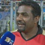 #Eliminator1 தோல்விக்கு என்ன காரணம்... மனம் திறந்த ஹைதராபாத் பயிற்சியாளர் முரளிதரன்