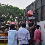 மெரினாவில் போராட்டம்: திருமுருகன் காந்தி மீது வழக்குப்பதிவு