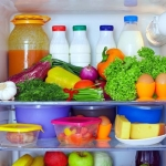 Fruits, vegetables and food items not to be refrigerated