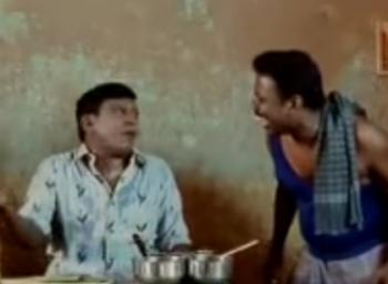 'அண்ணனுக்கு ஒரு ஊத்தப்பம்' காமெடிக்கும் அரசாங்கத்துக்கும் சம்பந்தம் இருக்கு...!