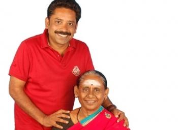 ''வீம்பு, வைராக்கியத்தை எங்களுக்காக மட்டும் விட்டுக்கொடுப்பா!'' - அம்மா பற்றி நெகிழும் சீனுராமசாமி #MothersDay