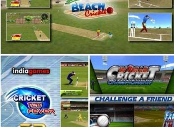 மொபைல் கிரிக்கெட்: இந்த ஆறு கேம் ஆப்ஸும் ஆஸம்! #MobileGames