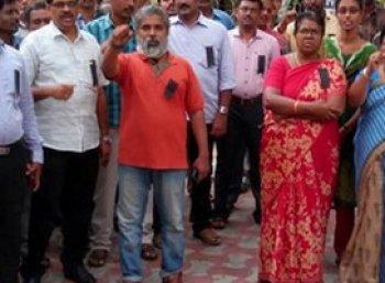 'ஒரு மணி நேரம் டூயூட்டி கட்' அரசு ஊழியர்களின் புதுப் போராட்டம்