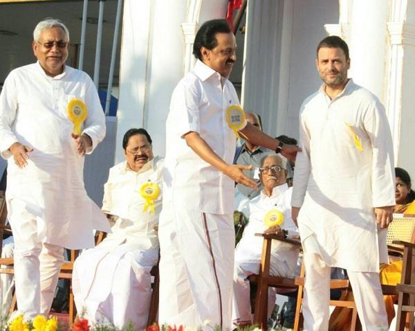 ஸ்டாலின் - ராகுல்